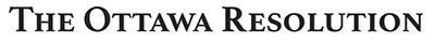 Ottawa Resolution to Restore Freedom Logo